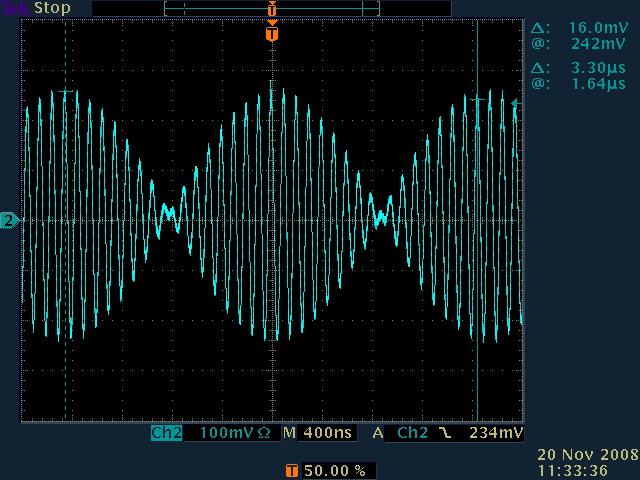 Bunch-by-bunch arbitrary waveform